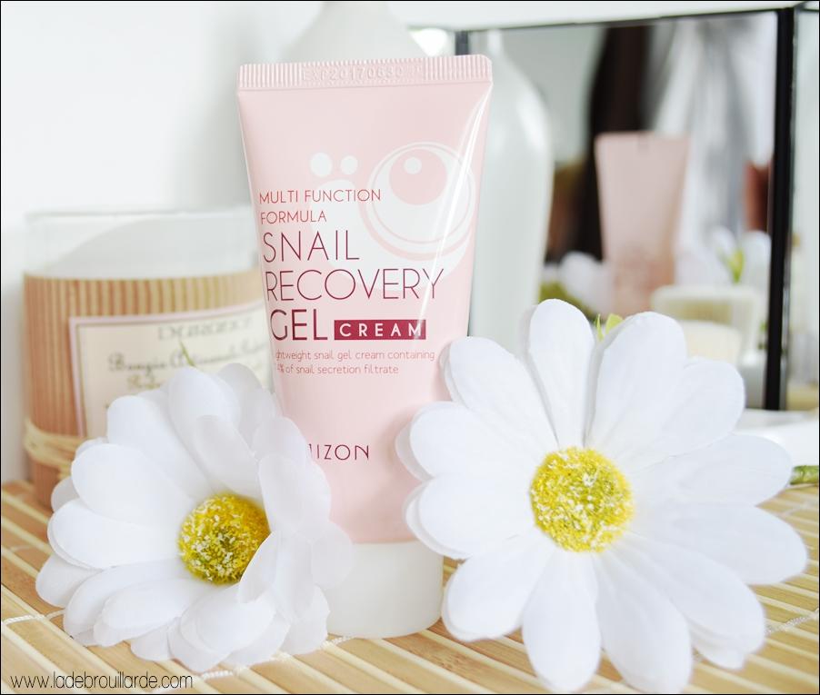 Snail Recovery Gel de Mizon