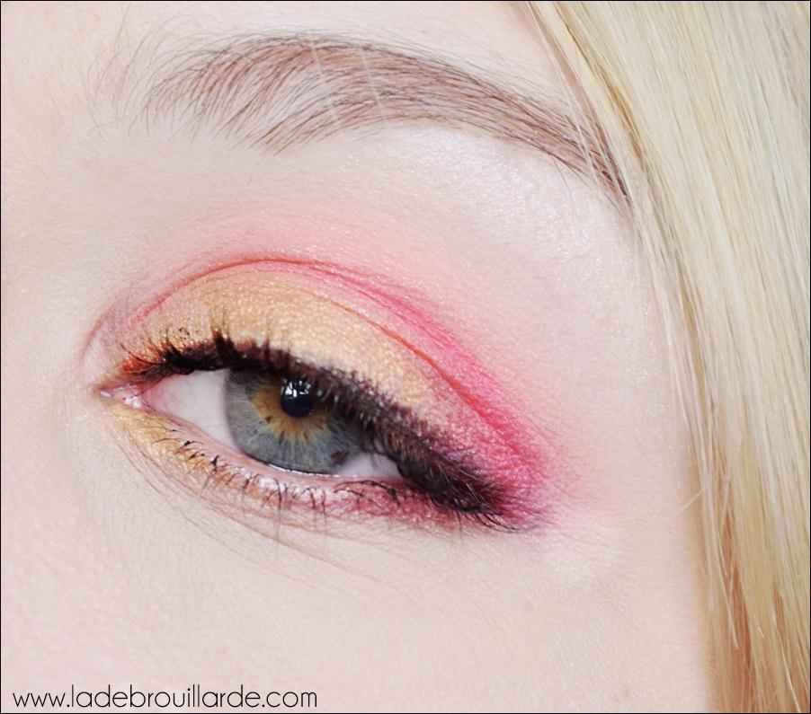 Make up Sleek palette I Divine Rio Rio Colorful