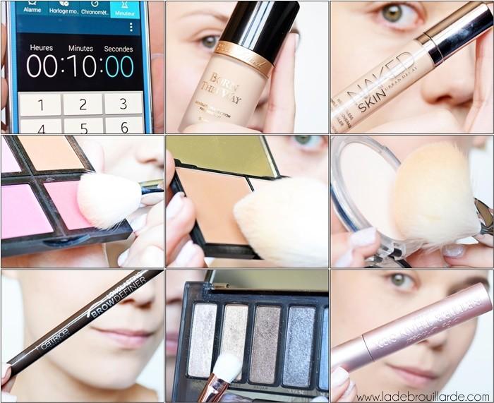 10 minutes tuto maquillage pour tous les jours