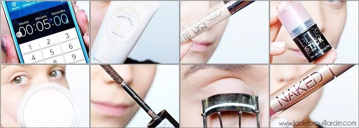 5minutes tuto maquillage simple