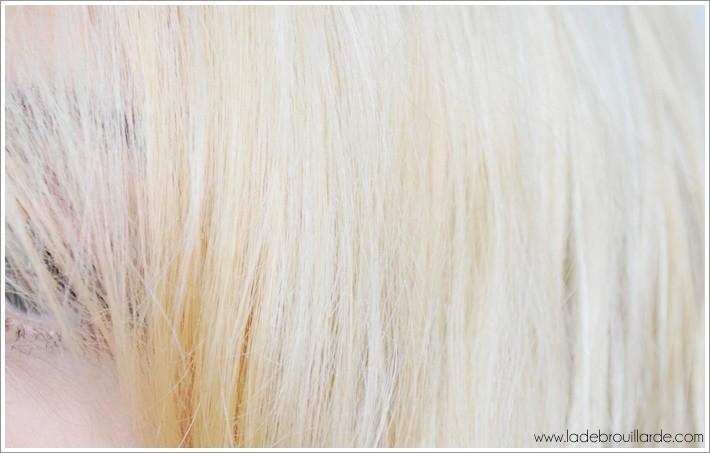 Avoir de beau cheveux brillant