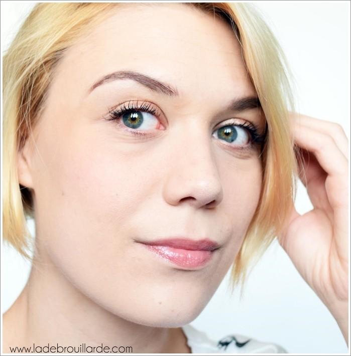 Tutoriel maquillage simple et lumineux