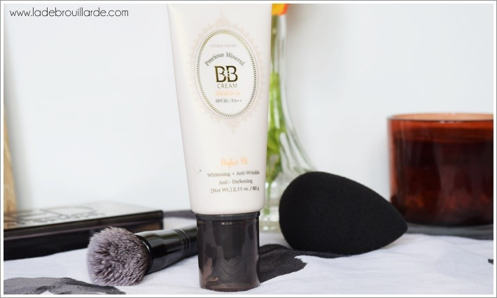 BB cream Precious Mineral Perfect Fit Etude House