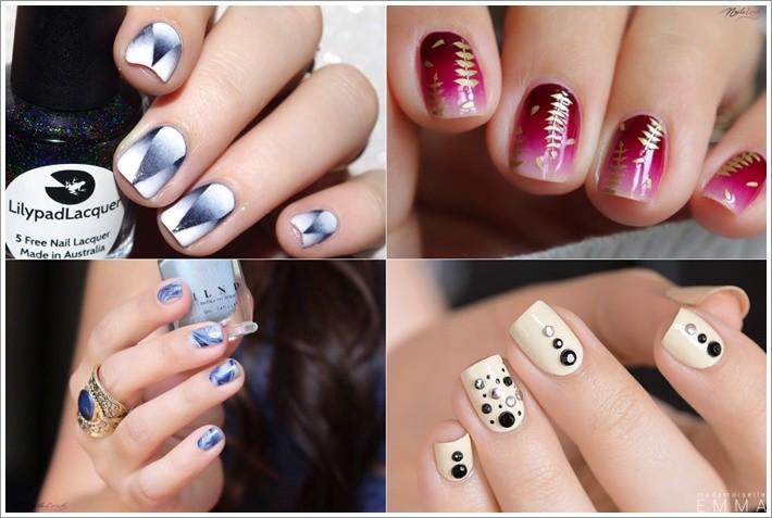Nail art de la Blogo