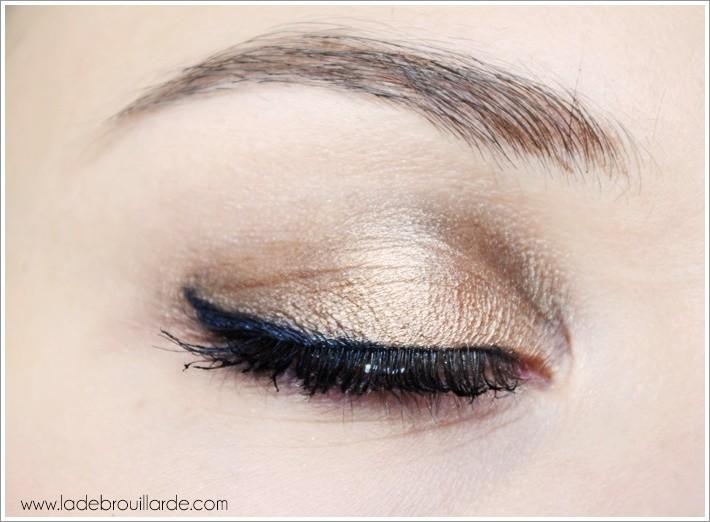 Maquillage smoky Tuto