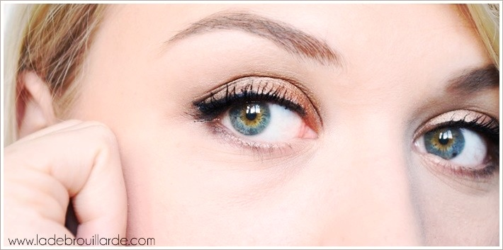 Tutoriel Maquillage Smoky