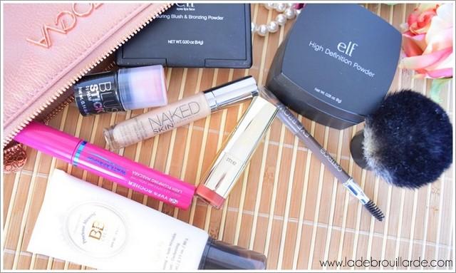 Debuter en maquillage à petit prix