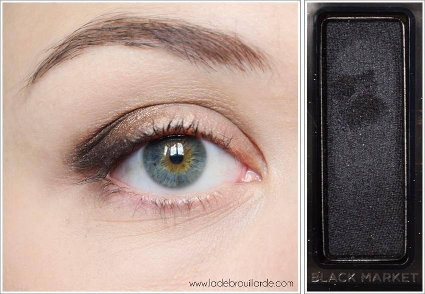 Etape 3 tuto maquillage smoky automne