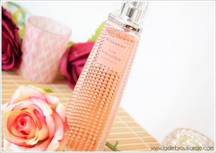 Givenchy Live irrésistible Parfum