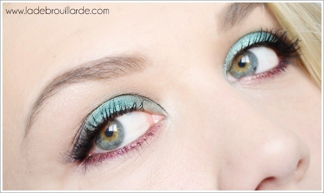 Tutoriel make up Artic