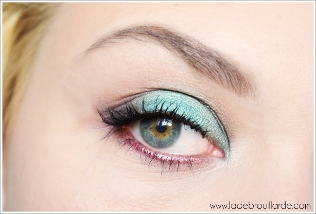 Tutoriel make up Artic vice