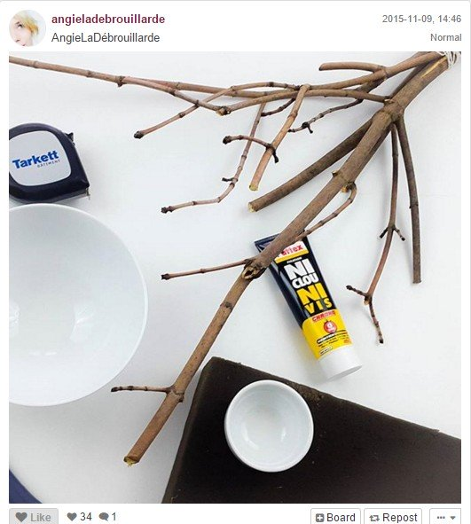 Instagram DIY