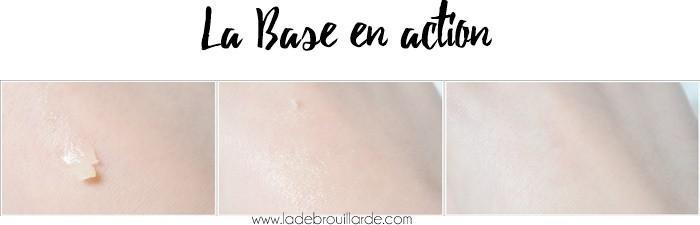Texture base maquillage Avant première