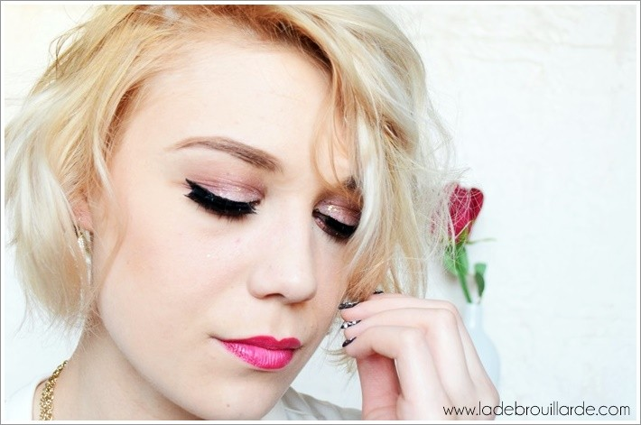 Tuto make up fêtes