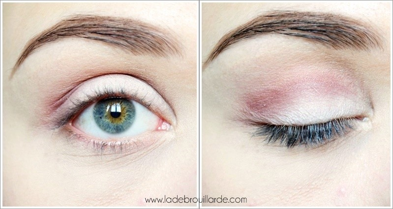 Tutoriel Make up Paillette 1