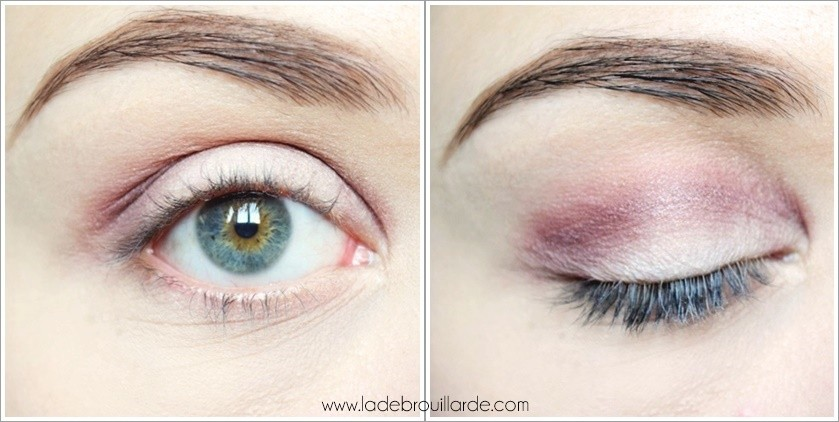 Tutoriel Make up Paillette 2