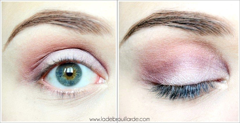 Tutoriel Make up Paillette 3