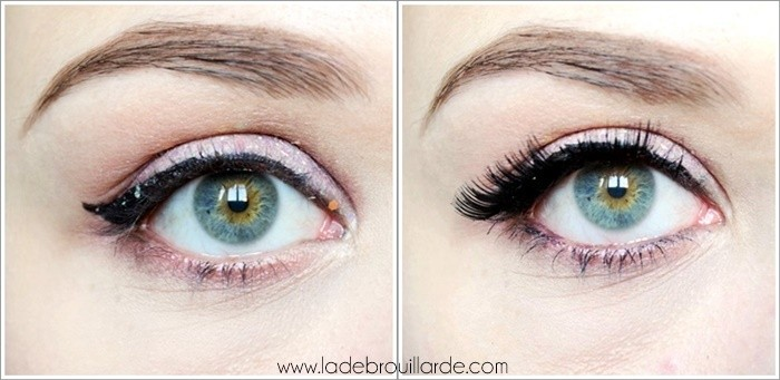 Tutoriel Make up Paillette 5