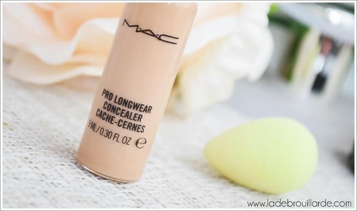 Anti-cerne parfait Pro longwear de Mac