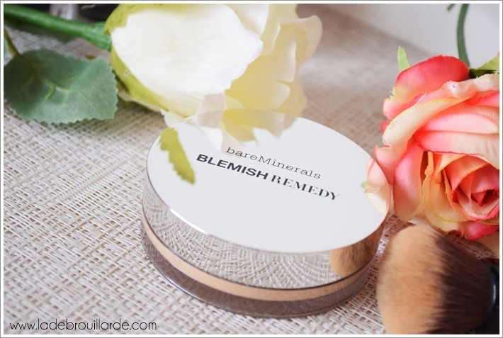fond de teint bareminerals Blemish Remedy anti-imperfection