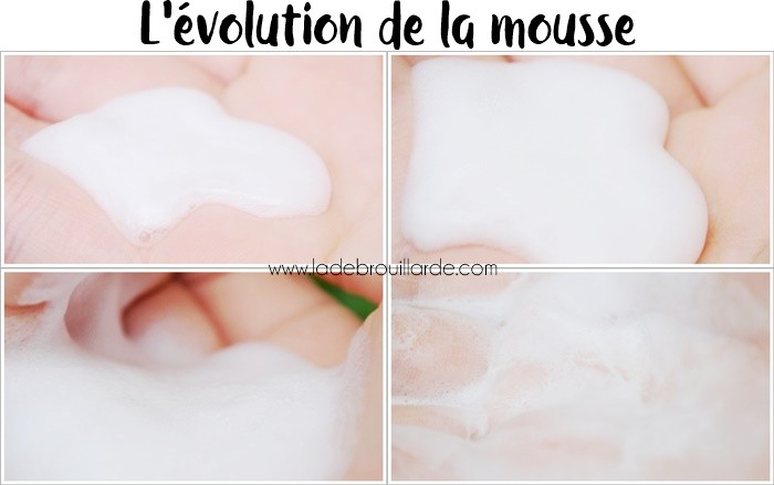 evolution de la mousse rituals