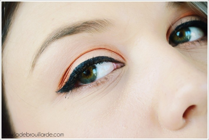 Maquillage Orange Warm Spectrum