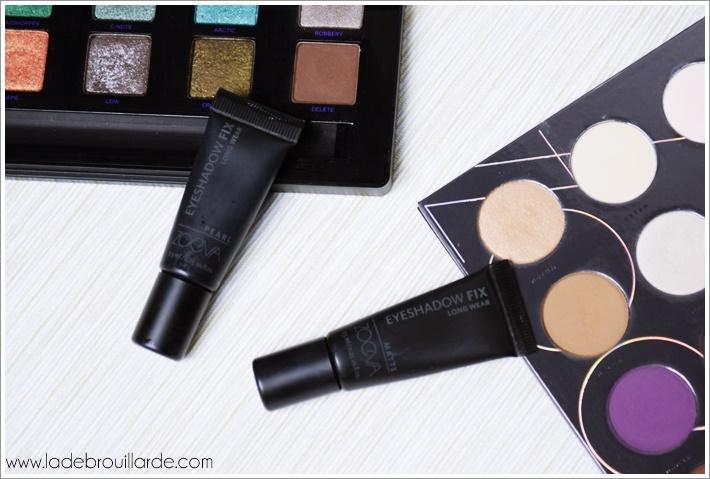 Le Primer Mat Eyeshadow Fix de zoeva avis