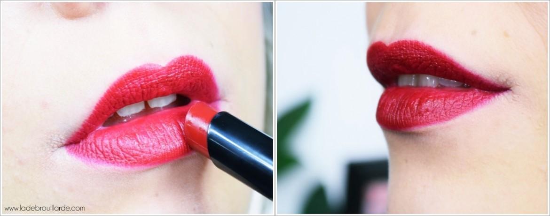 Bitte Me LA Girl Matte flat Velvet lipstick Swatch