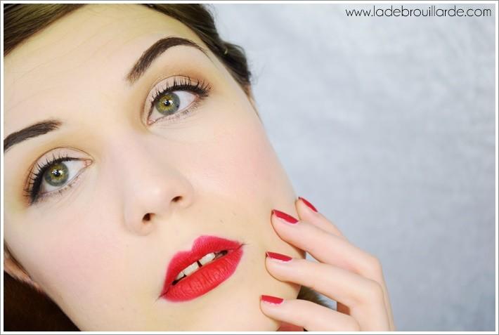 Rendez-vous beauté maquillage vintage