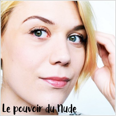 tendance maquillage nude