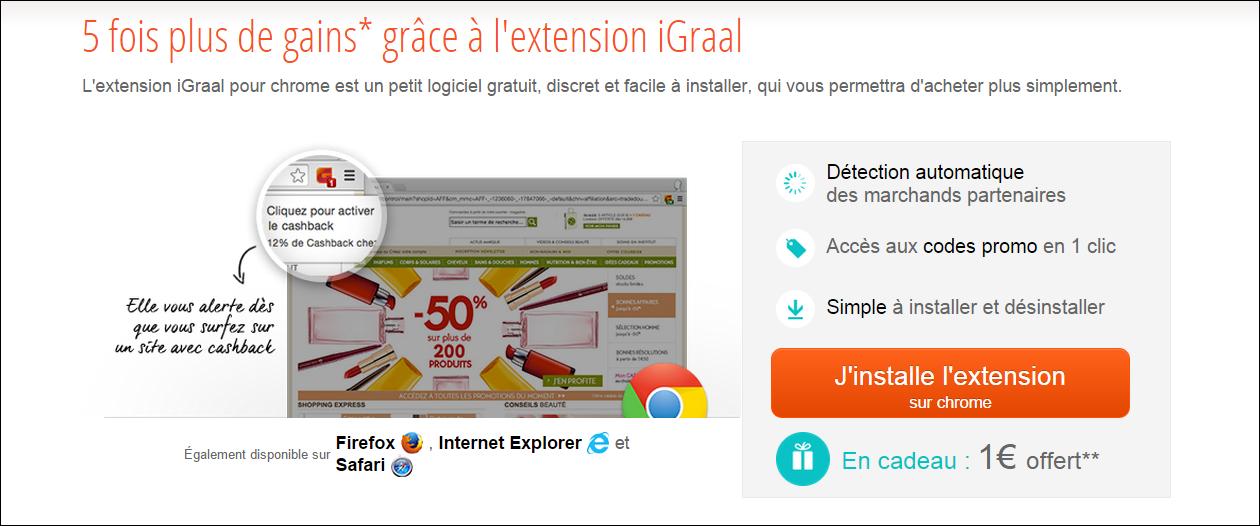 extention web igraal