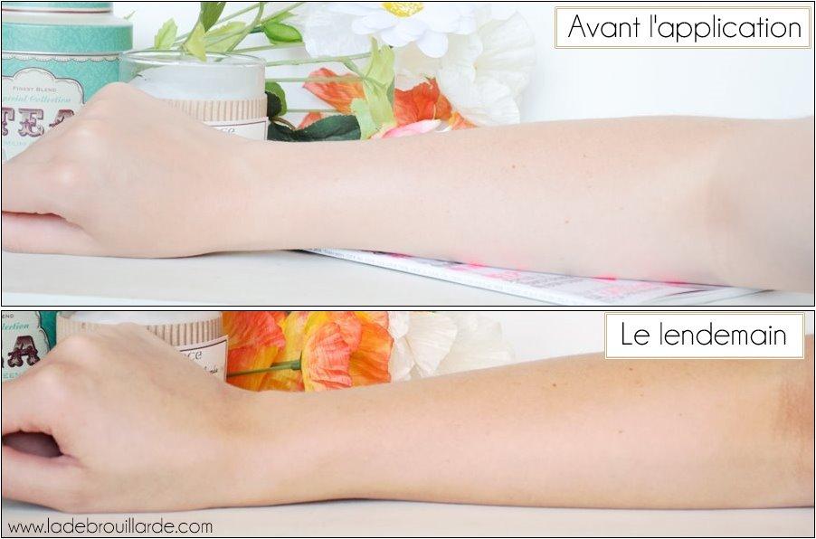 Efficacité Autobronzant Self Tan Bronzing de St Tropez