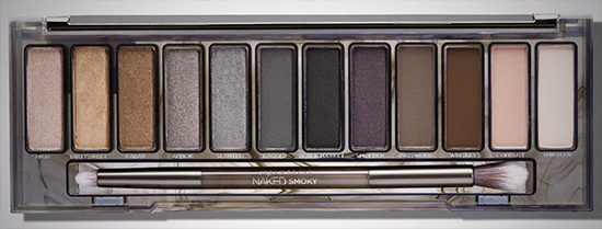 Urbain Decay Naked Smokey 2015