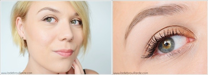 Maquillage jour Naked Smoky