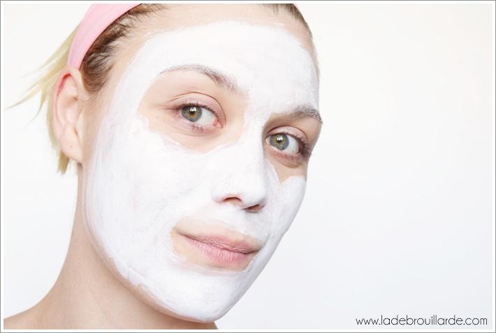 Masque pore dilaté Egg Pore Tightening Cooling Pack