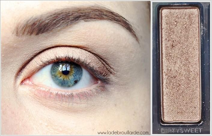 Tuto make up marron2