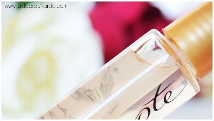 Lipcote lipstick top coat revue