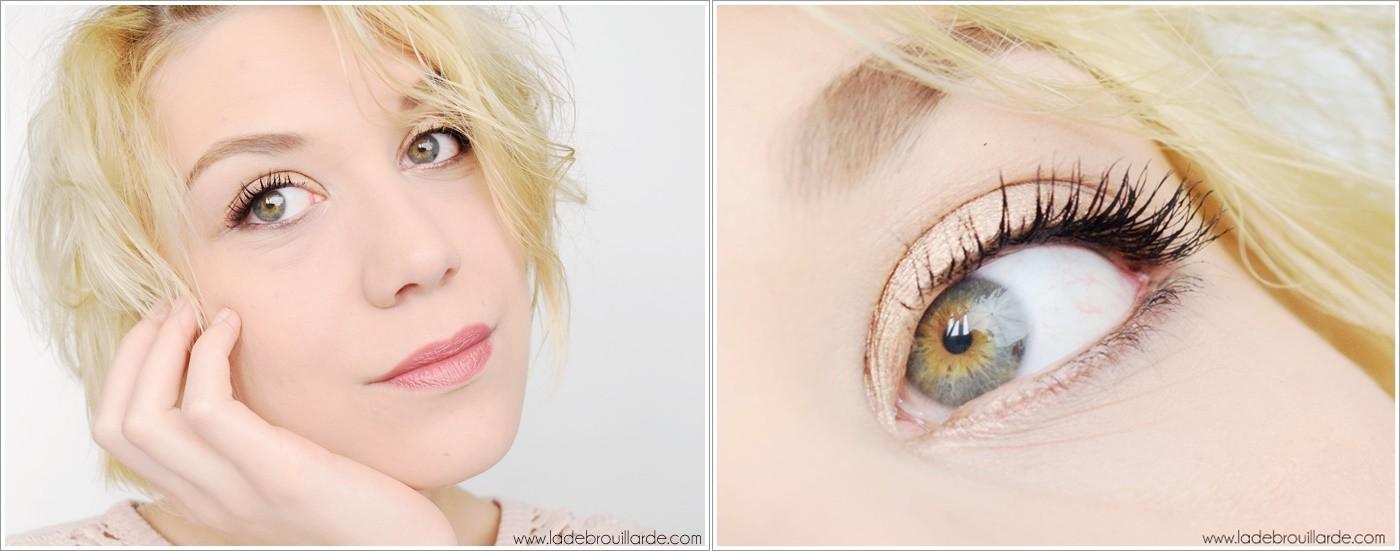 Mascara Colossal Gemey make up day