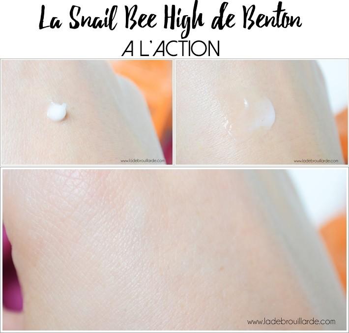 Snail Bee High Crème Benton