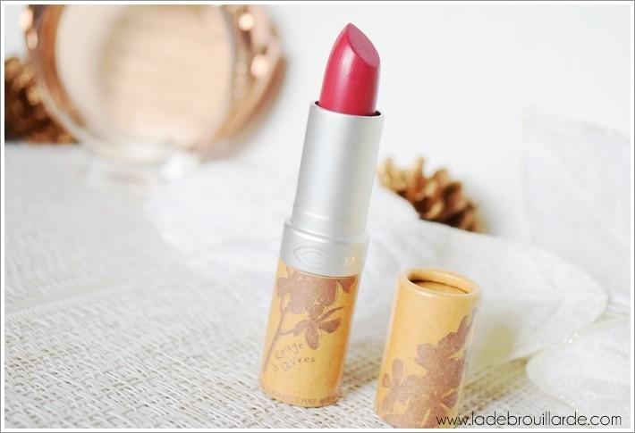 Rouge brillant fushia