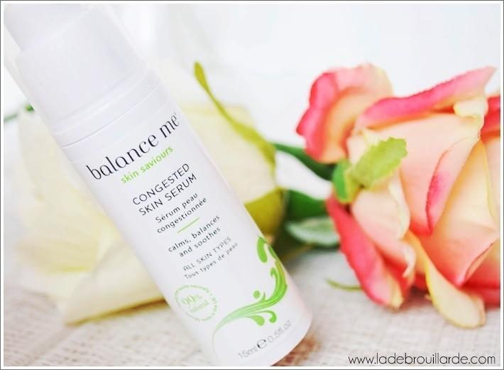 Balance Me Skin Saviours Congested Skin Serum