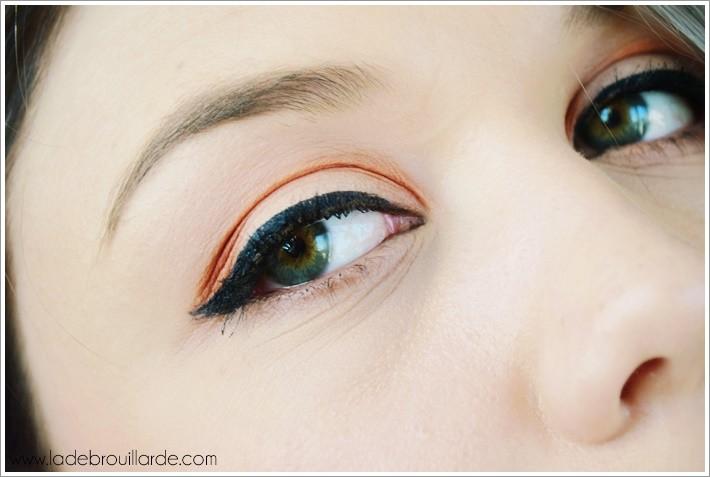 Maquillage Orange Warm Spectrum