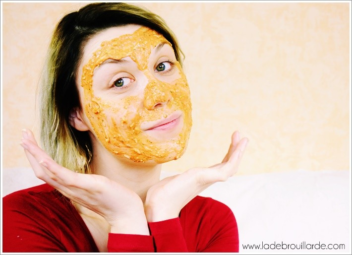 Le Face Pizza Mask